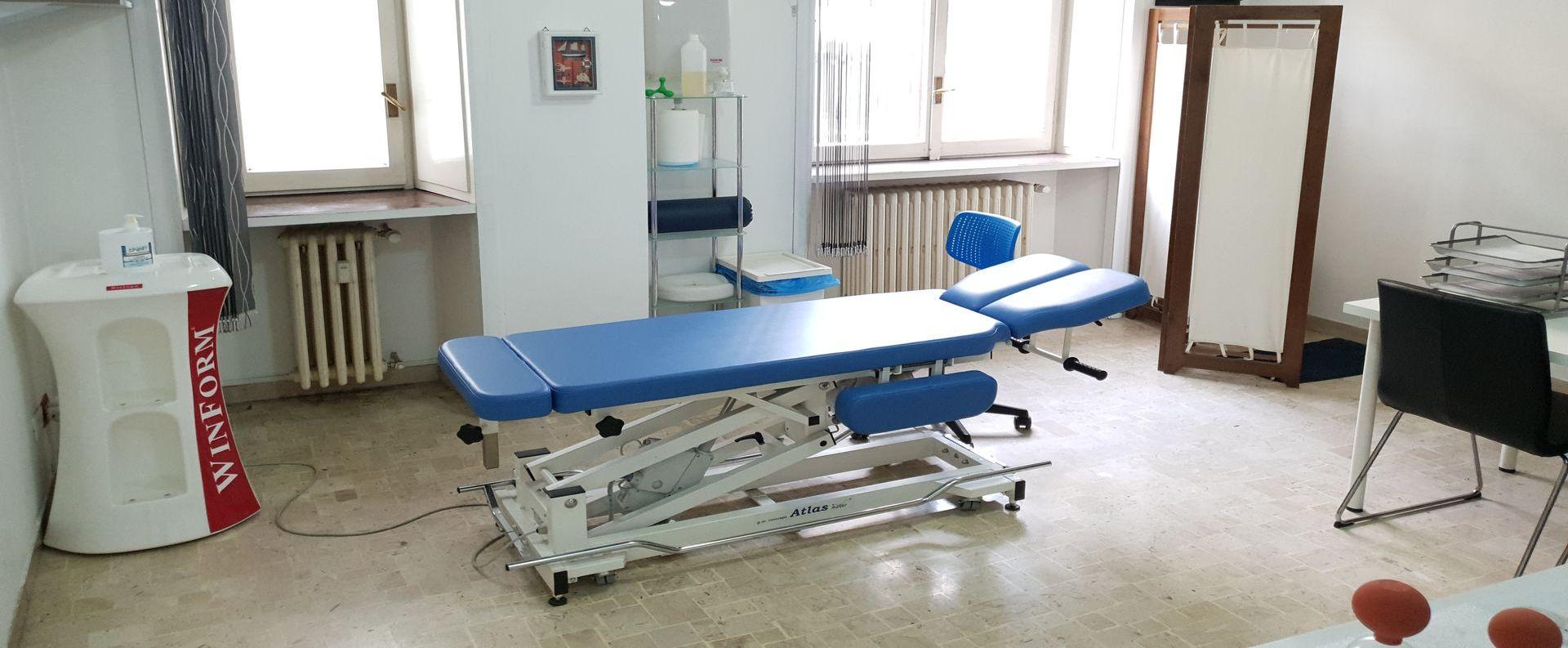 Studio fisioterapia e osteopatia Milano